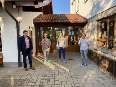 Foto zur Meldung: Personalzuwachs für den Kindergarten in Prackenbach
