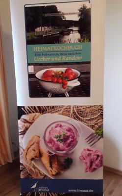 """Heimatkochbuch """"Eine kulinarische Reis zwischen Uecker und Randow"""""""