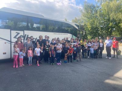 Ferienprogramm: Ausflug mit dem Bürgermeister in den Bayernpark