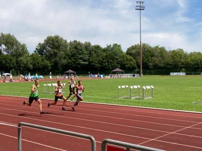 Foto zur Meldung: Bericht zur Bayerischen Block-Meisterschaft am 25.07 in Ingolstadt + Deutsche Block-Meisterschaften am 07.08 in Markt Schwaben.