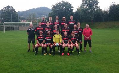 Fußball_Männer-Team: FSV Eintracht Eisenach – SG SV Eintracht Ifta II