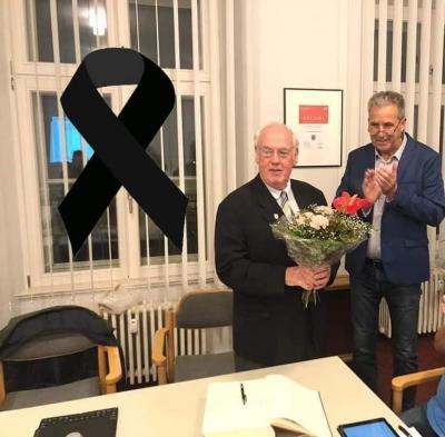 Trauer um Günter Plagens