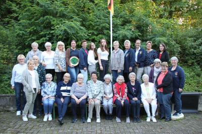 SG Herzberg 60 Jahre Damenkompanie !
