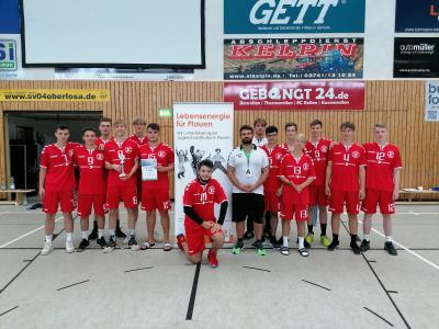 Heimteams erfolgreich beim 10. Junior Cup
