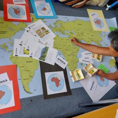 Weltspiel von Yuliana Gubernath, Foto: Adina Hammoud
