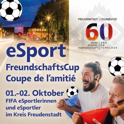 Foto zur Meldung: eSport FreundschaftsCup