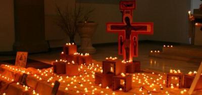Taizé Andachten in der Köritzer Kirche am 14. & 19.11.2021 jeweils 18 Uhr