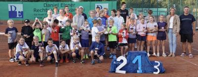Jugendvereinsmeisterschaft war ein voller Erfolg