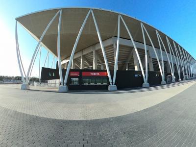 Stadt Freiburg präsentiert Konzept für Verkehrslenkung im Europapark Stadion - Foto: Joachim Hahne / johapress
