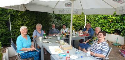Foto zur Meldung: Damengruppentreffen