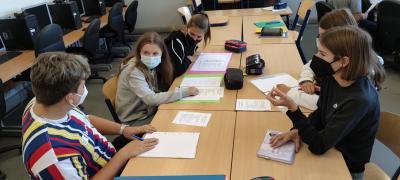 Diskussion über ein eigenes Wahlprogramm zur Umweltpolitik