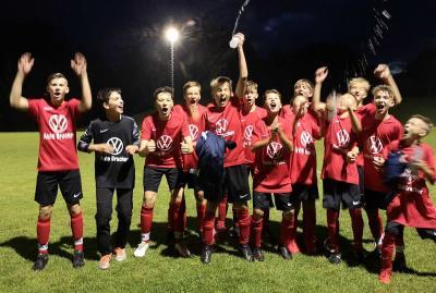 Jugendabteilung - Erfolgreicher Saisonstart der U15-Junioren