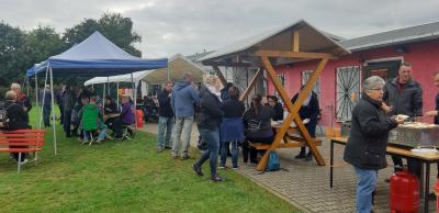 Besuch vom Schönauer Karneval Club beim LSV
