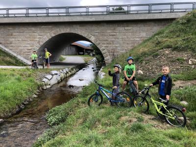 Foto zu Meldung: Prackenbach wird fahrradfreundlicher