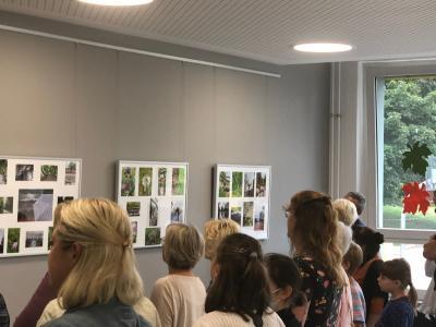Foto zur Meldung: Eröffnung der Fotoausstellung