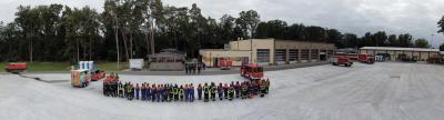 Ausbildungswochenende der Jugendfeuerwehr Havelland