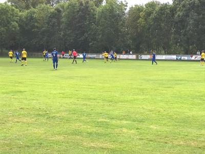 SV Bielen 1926 II – SV Glückauf Bleicherode 0:4 (0:0)