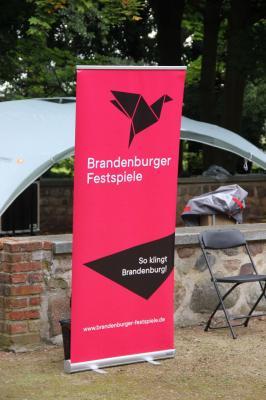 Brandenburger Festspiele gastieren mit OPErN AIR