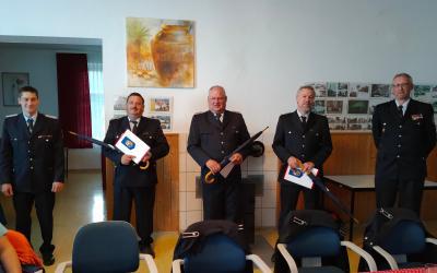 Auszeichnung des Kreisfeuerwehrverbandes Spree-Neiße e.V.