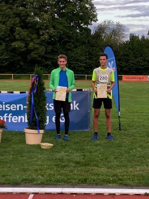Foto zur Meldung: Bayerischen- Einzelmeisterschaften in Hösbach am 28.08.21