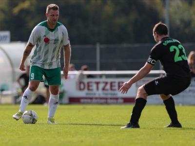 SV Schalding-Heining II gegen SV Oberpolling