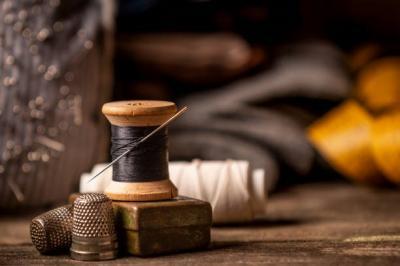 Mit Nadel und Faden - Offener Handarbeitstreff für alle Generationen