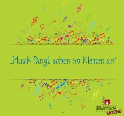 Kurs Musikalische Früherziehung startet ab 12.10.2021