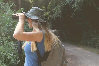 Naturpark sucht Models, Foto © Sonja Fuhrmann