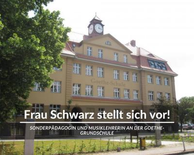 Foto zur Meldung: Frau Schwarz stellt sich vor!