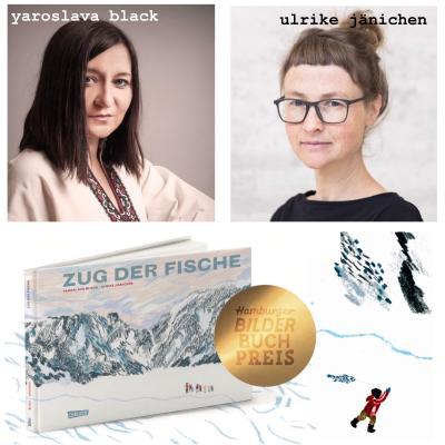"""""""Zug der Fische"""", Veranstaltungsreihe """"LESEN"""" der Galerie Sonnensegel"""
