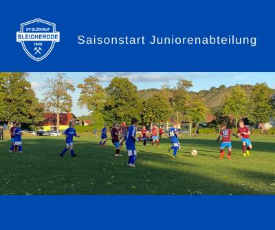 Durchwachsener Start der Juniorenmannschaften in die Pflichtspielsaison