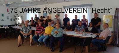 75 Jahre Angelverein
