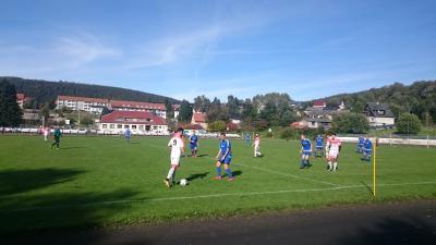 Fußball_Männer-Team: SG EFC Ruhla II - FSV Eintracht Eisenach