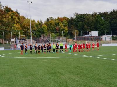 Fußball_D-Junioren: FSV Eintracht Eisenach – JFC Nesse-Apfelstädt