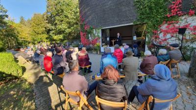 Abschluss der Freiluftgottesdienste in Mäbenberg