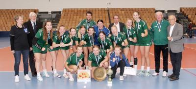 Vorschaubild der Meldung: Landesauswahl Jg. 2006w gewinnt 60. Werner-Seelenbinder-Turnier
