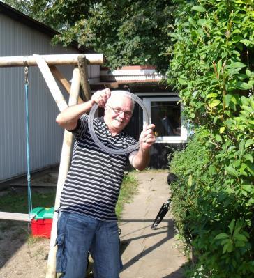 Foto zur Meldung: Aufruf zur Herbst-Gartenaktion im STC