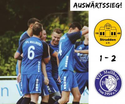 Foto zur Meldung: 1. Herren: Auswärtssieg in Friedeburg!