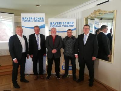 Bild der Meldung: BFV-Ehrenamtspreis für Reinhard Biereder
