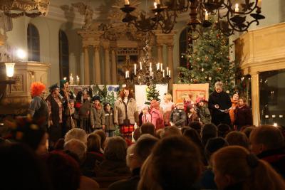 Vorschaubild zur Meldung: Weihnachtstheater in Kirche Boitzenburg