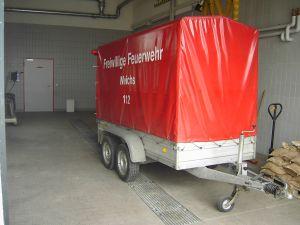 Fahrzeug und Ausrüstung Front Anhänger