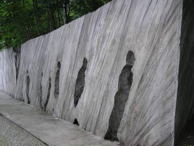 Denkmal Gleis 17
