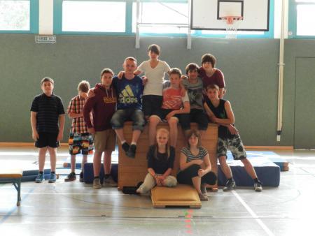 Sportunterricht im Wandel