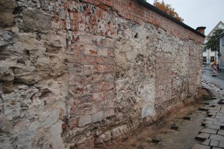 Östliche Mauer