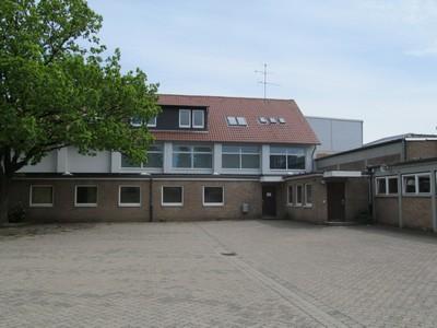 Alte Schulsporthalle