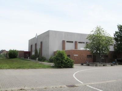 Neue Schulsporthalle