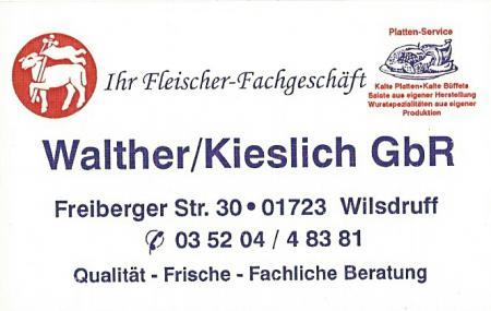 07_Fleischerei Walther / Kießlich