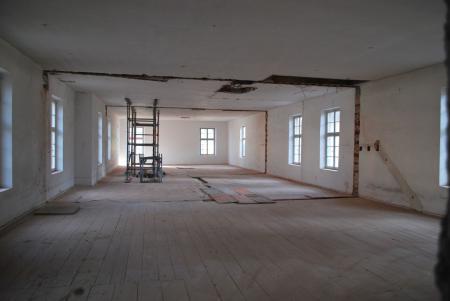 Südflügel Obergeschoss