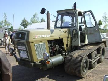 ZT 300 mit Raupenlaufwerk
