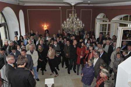 Rautenstock Eröffnung Kunstausstellung